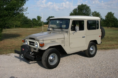1978 Toyota Landcruiser - July 2013