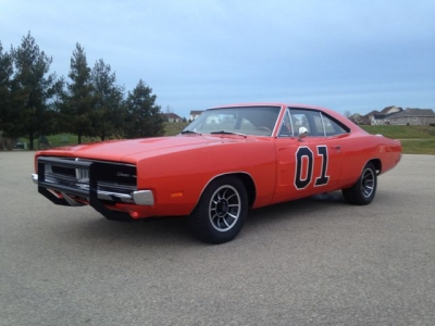 1969 Dodge Charger - General Lee #23