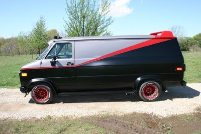 1988 Chevy - A-Team Van #2 - Feb 2007