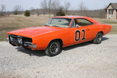 General Lee #21 Make-a-Wish - May 2014