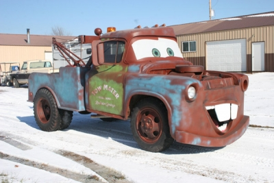 Tow Mater Replica #2 - January 2014