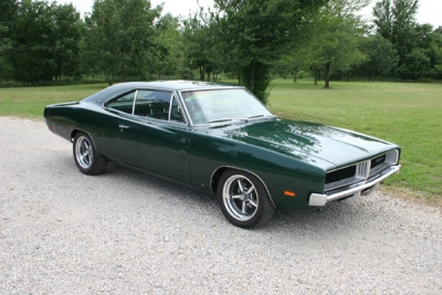 1969 Dodge Charger Restomod - June 2013